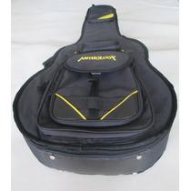 Capa Bag Soft Case P Violão Folk 12 Cordas ! Fenômeno!!!