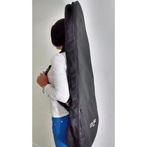 Capa Bag P/ Violão Folk Ou Jumbo Acolchoada