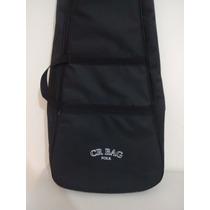 Capa Para Violão Folk Luxo Cr Bag Ultra Resistente