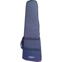 Bag Para Contra-baixo Cr Bag Formato Extra Luxo