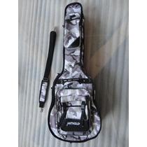 Capa Bag Soft Case P/ Violão 12 Cordas Camuflada!!! .