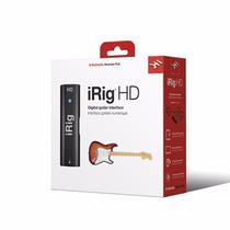 Irig Hd Interface Digital Para Guitarra Iphone Ipad Ipod