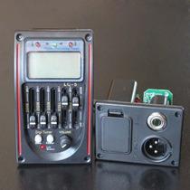 Equalizador 5 Band Lc5 + Afinador P/ Violão - Frete Grátis!