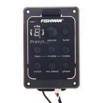 Captador Fishman Presys Blend 301 C/microfone Pre Amp Violão