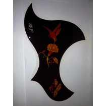 Escudo Rrp Para Violão Takamine Ou Similar Hummingbird