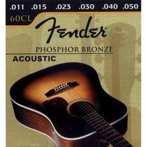 Encordoamento Violão Aço Fender 011 - Alanis Mania Musical