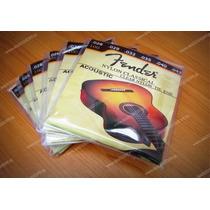 Encordoamnto Corda Violão Nylon Fender Classical Frete Fixo!
