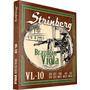 Encordoamento Strinberg Vl10 Para Viola 10 Cordas