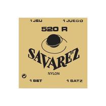 Frete Grátis Savarez 520r Encordoamento Violão Ny Tensão A