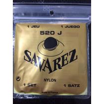 Corda Savarez Violão Nylon 520j Yellowcard Super Hightension