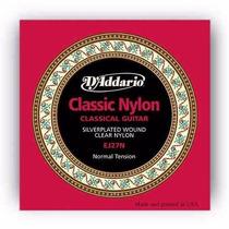 Cordas De Nylon P/ Violão Clássico Daddario + Frete Grátis