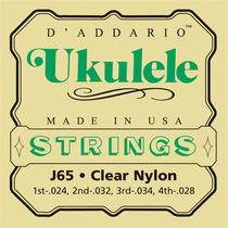 Encordoamento D´addario Ukulele Soprano J65