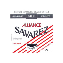 Promoção! Savarez 540r Encordoamento Violão Ny Alliance Tm