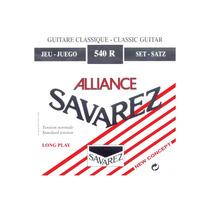 Frete Grátis Savarez 540r Encordoamento Violão Ny Alliance