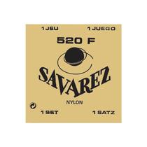 Oferta ! Savarez 520f Encordoamento Violão Ny Tensão Alta