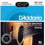 Frete Grátis D Addario Exp36 Encordoamento Violão 12 Cordas