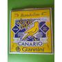 Encordoamento Para Bandolim Giannini Canário