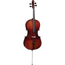 Violoncello Eagle Ce300 4/4 Envelhecido C/ Capa, 01455