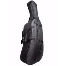 Capa Bag Para Violoncelo Almofadada - A0683
