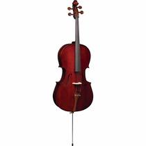Violoncello Eagle Ce200 4/4 Natural, 00828 Musical Sp