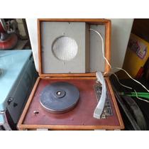 Vitrola Osaka Antiga /toca Disco ,