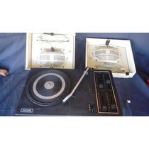 Vitrola Toca Disco Philips Antiga