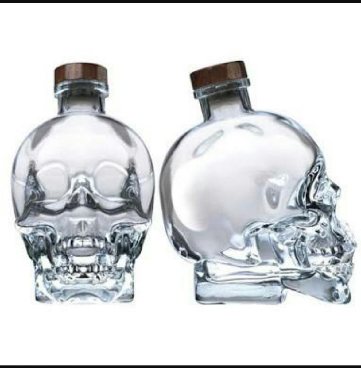 Vodka Crystal Head 750ml - R$ 240,00 no MercadoLivre