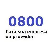 0800 Sip, Virtual Ou Convencional - Empresas, Provedores