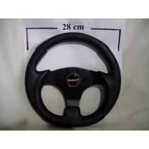 Volante Mini Black,buggy,puma,vw,fusca,gol,gm,ford,fiat,147