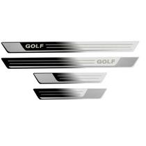 Soleiras Inóx Golf Gti 2.0 Tsi Golf 1.4 Tsi Mk7 Apr