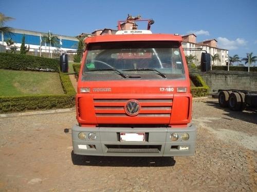 Volkswagem 17-180 4x2 Ano 2011/2012 Pipa Gascom