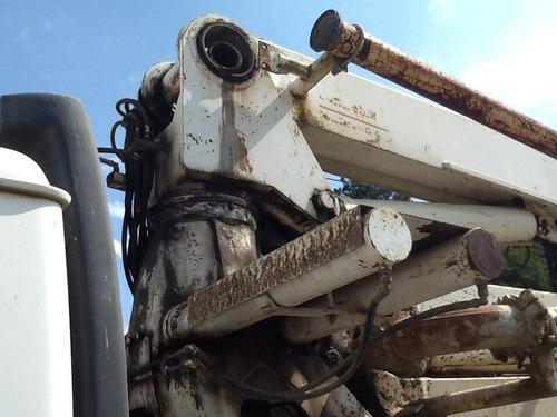 Volkswagem 24220 Com Bomba De Concreto 28 Metros Shuwing Ok