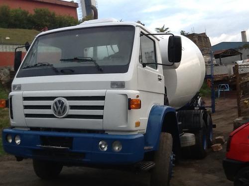 Volkswagem 26260 Com Betoneira Usada 2009 Tenho Vários