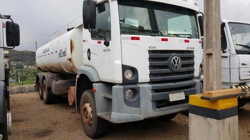 Volkswagem 31-320 6x4 Ano 2010/2010 Pipa 20.000 Litros