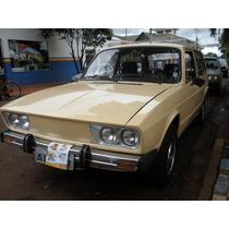 Variant 2 1979 Volkswagen Bege Reformada