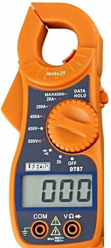 Volt. Amperímetro Mini Digital - Excelente Moto35