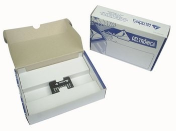 Voltímetro Medidor De Bateria Veicular Deltrônica Vb9 9 Leds