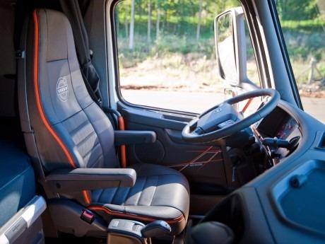 Volvo Fh 540 6x4 2016 0km - Últimas Unidades