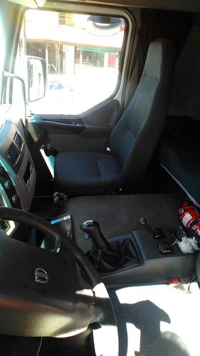 Volvo Vm 270 Leito 4x2 2012 Toco No Chassis
