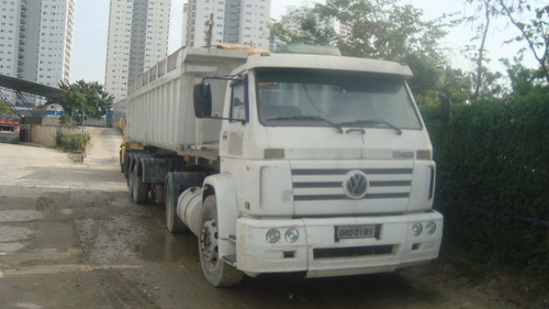 Vw 18310 Titan Cavalo E Carreta Baculante Ano 2005