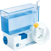 Irrigador Oral Portatil Travel System Aquaflosser Irrigado