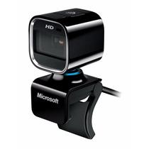 Web Cam Microsoft Lifecam Hd 6000 Usb