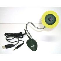 Liquidacao - Webcam C/ Microfone Alta Resolução 350k Pixel