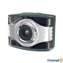 Webcam C3 Tech 2.0 Mp Usb Com Microfone - Modelo: 208