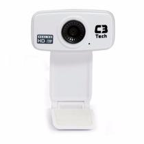 C3 Tech Webcam 12 Megapixels Usb Plug & Play Hd 720p Wb-394
