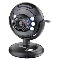 Webcam Night Vision Wc045 16mp (interpolado) Multilaser