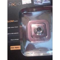 Webcam 5mp Pixxo Aw154 Alta Resolução