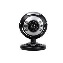 Webcam 2 Mp 1600x1200 Usb 2.0 6 Leds Visão Noturna Hard Line