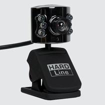 Webcam Com Microfone E Leds Visão Notura Hard Line