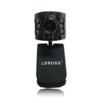 Webcam 16mp 3200*2400 C/ Led Microfone Alta Definição Usb